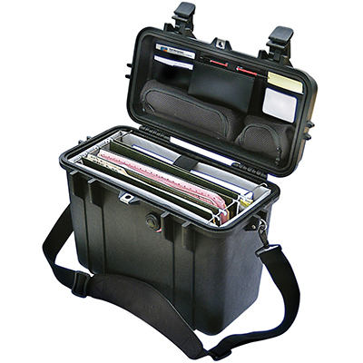 pelican 1430 top loading document hard case