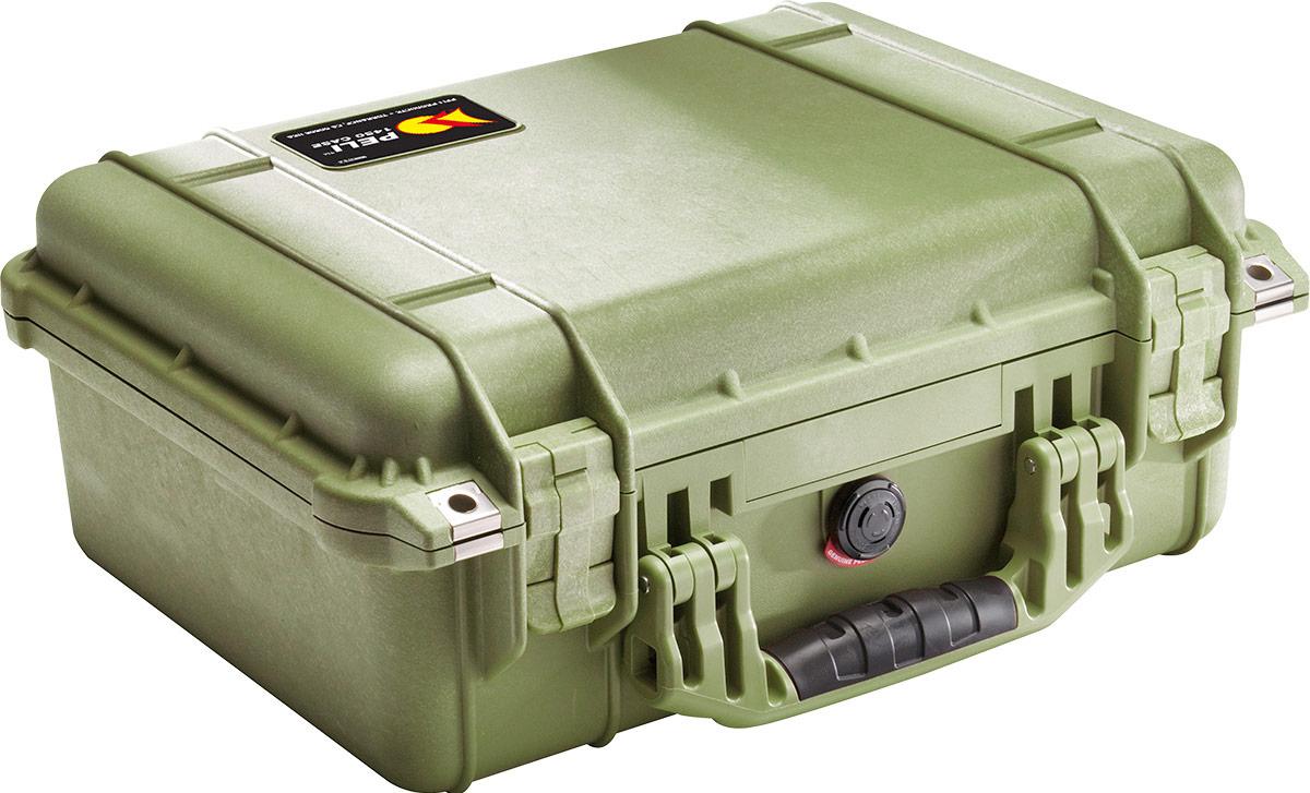 peli 1450eu crushproof protector case