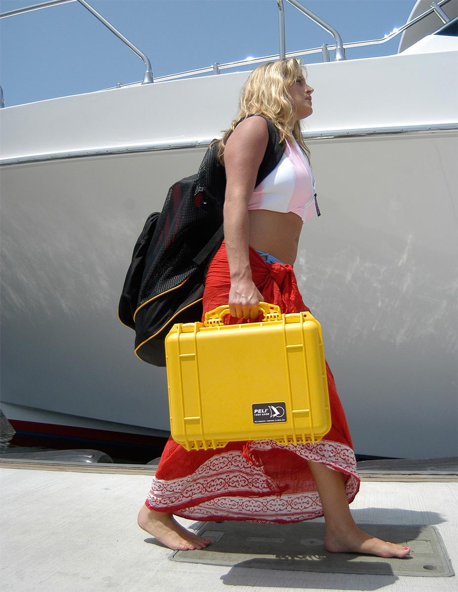 peli watertight marine boat case pelicase