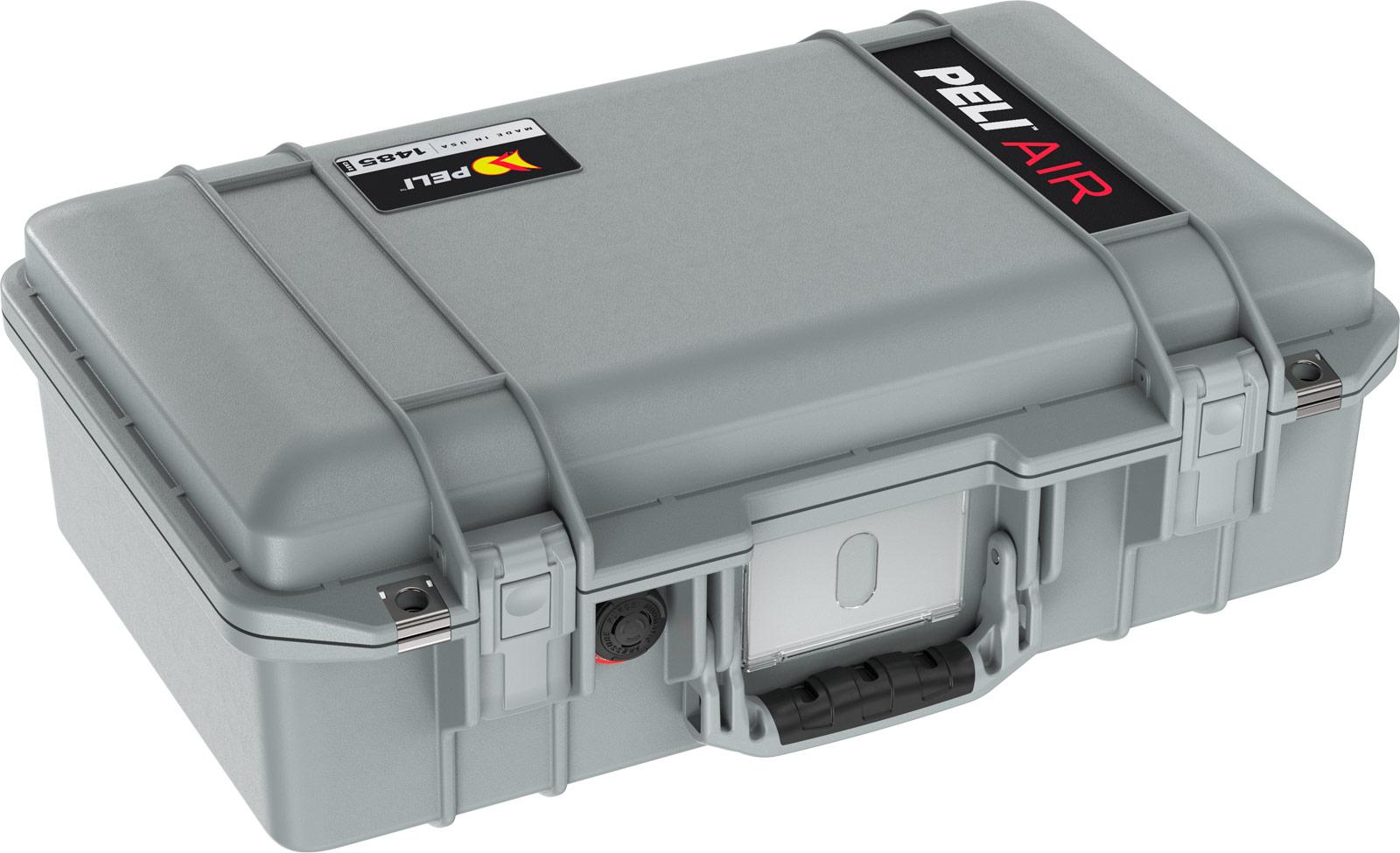 peli air case 1485 grey carrying cases