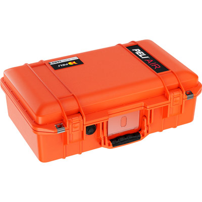 peli air case orange 1485 lightweight cases