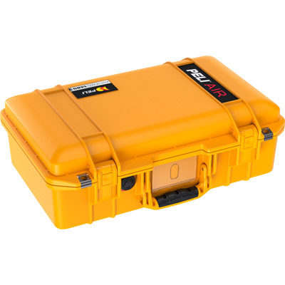 peli yellow cases air case waterproof