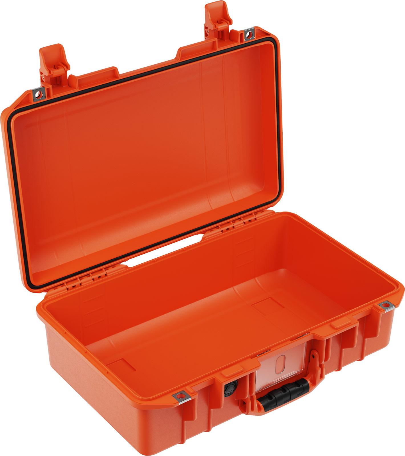 pelican air 1485 orange travel case
