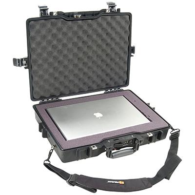 pelican secure laptop carry macbook case