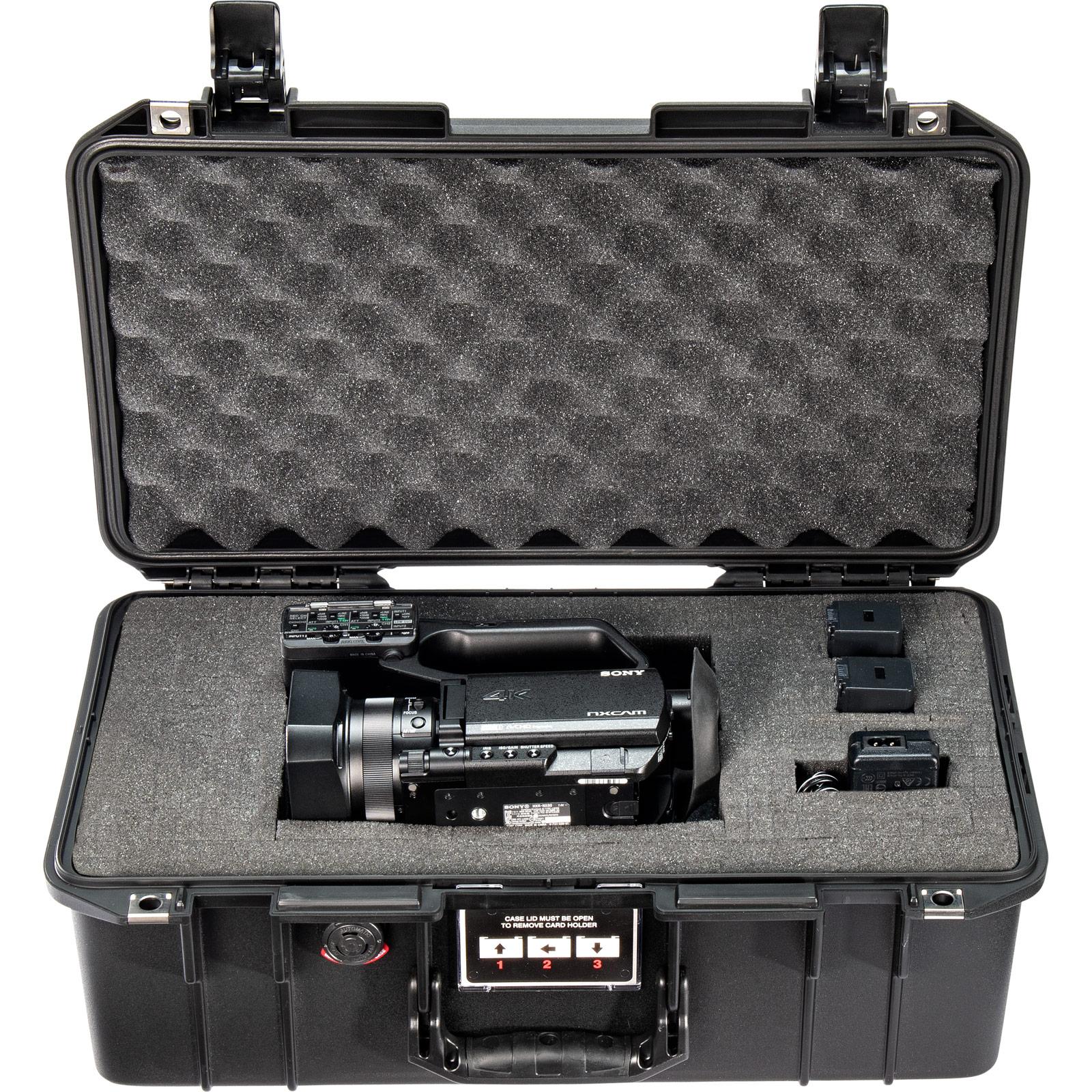 pelican 1506 air camera hard case