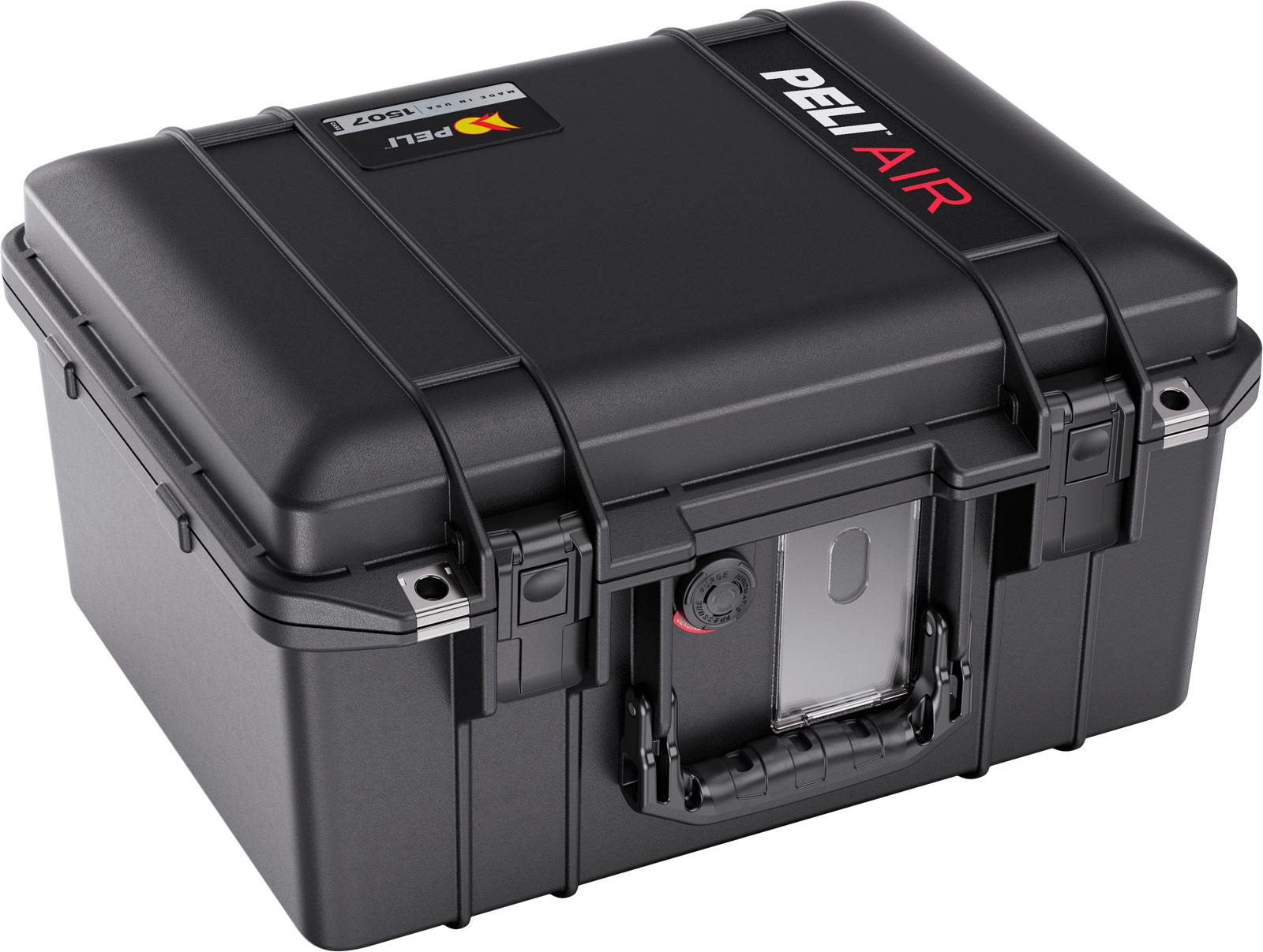 peli air 1507 black travel case