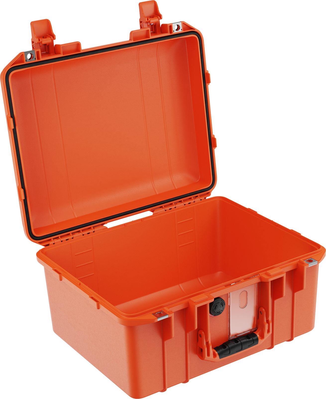 pelican air 1507 orange camera case