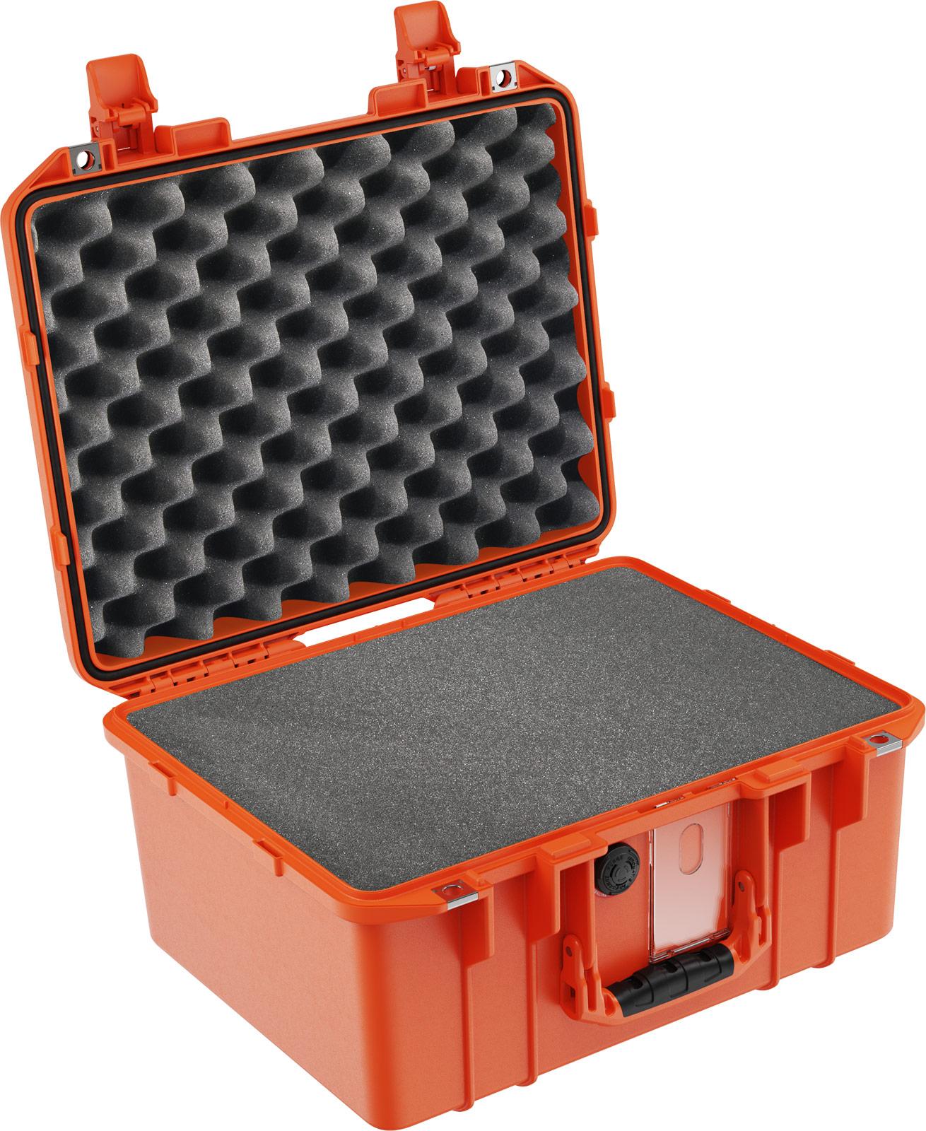 pelican air 1507 orange travel case