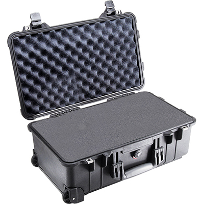 pelican 1510 case carry on protective foam