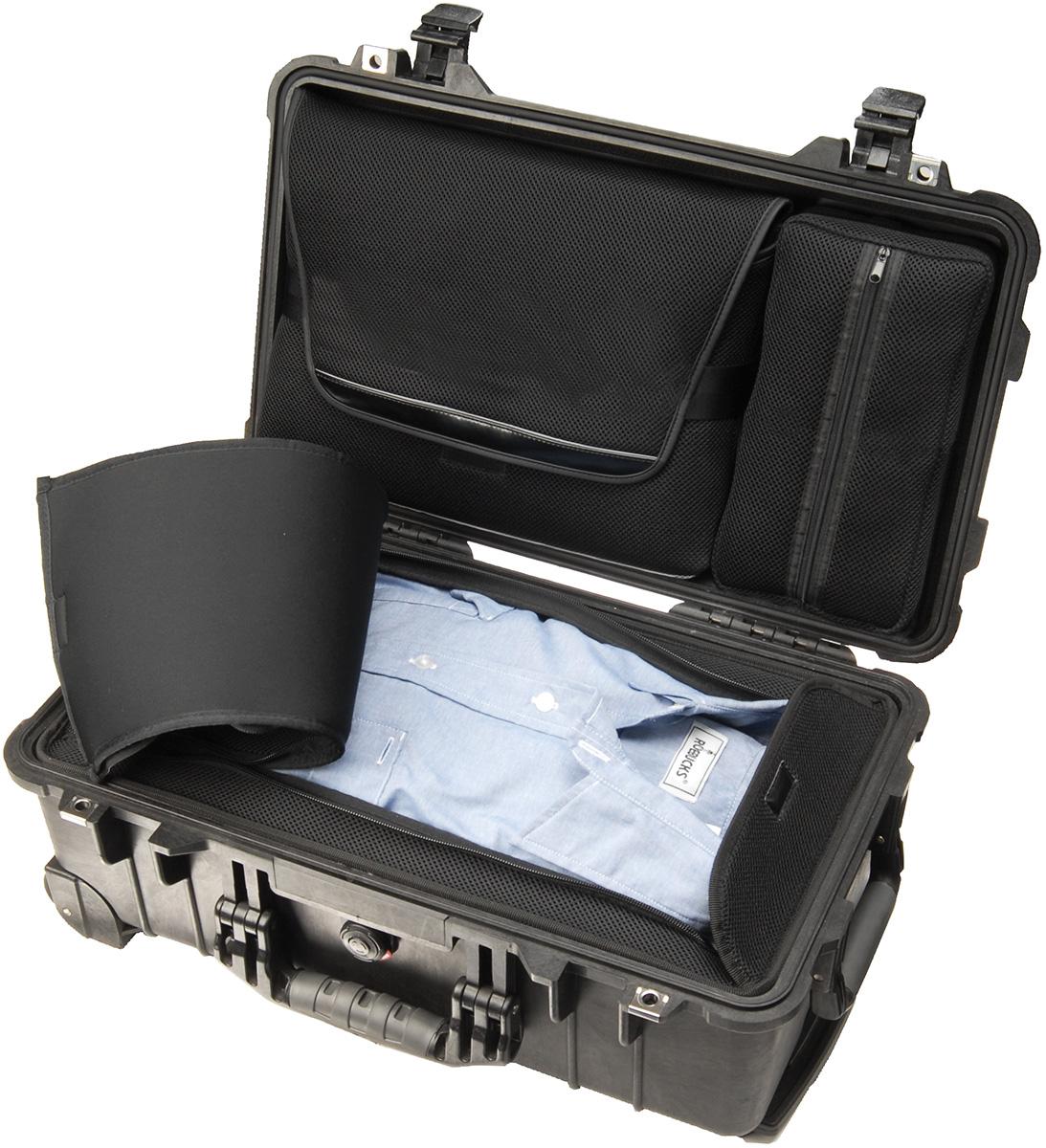 pelican 1500loc laptop luggage carryon case