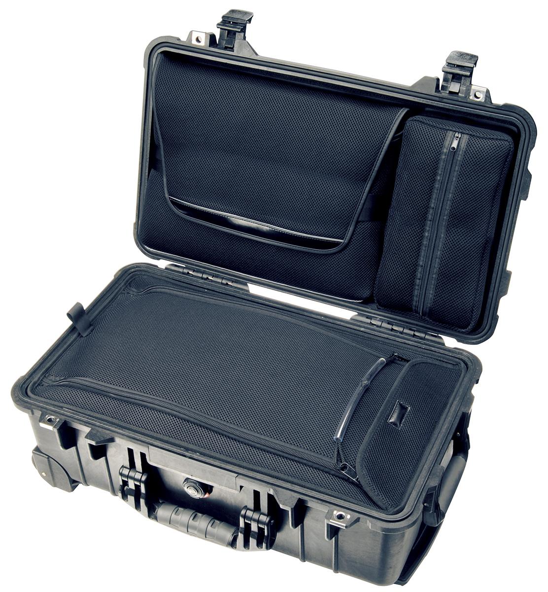 pelican hard suitcase travel laptop case