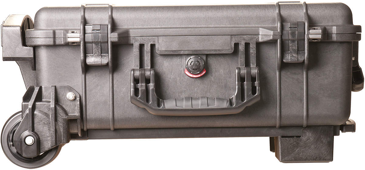 pelican strong outdoor rolling travel case