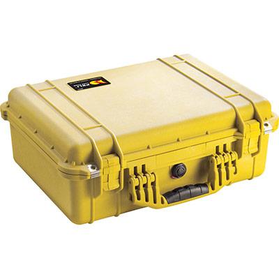 peli 1520eu yellow dustproof case