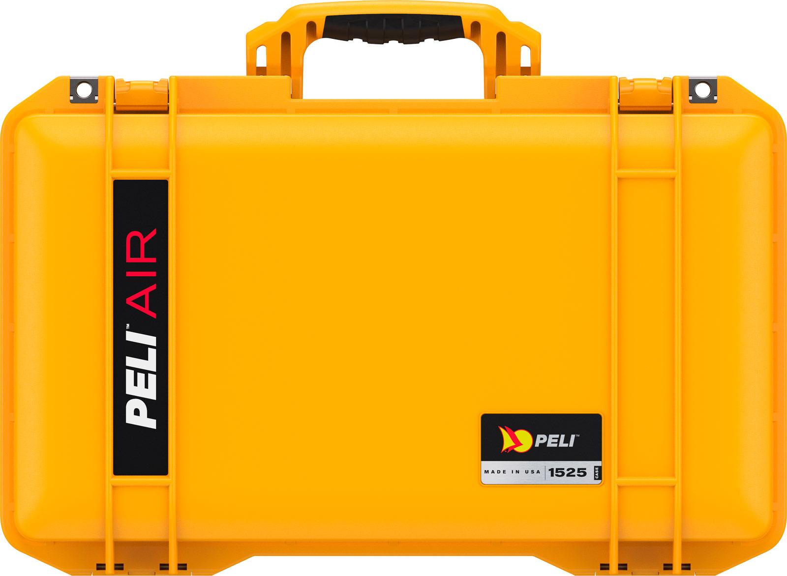 peli yellow air case 1525 hard cases
