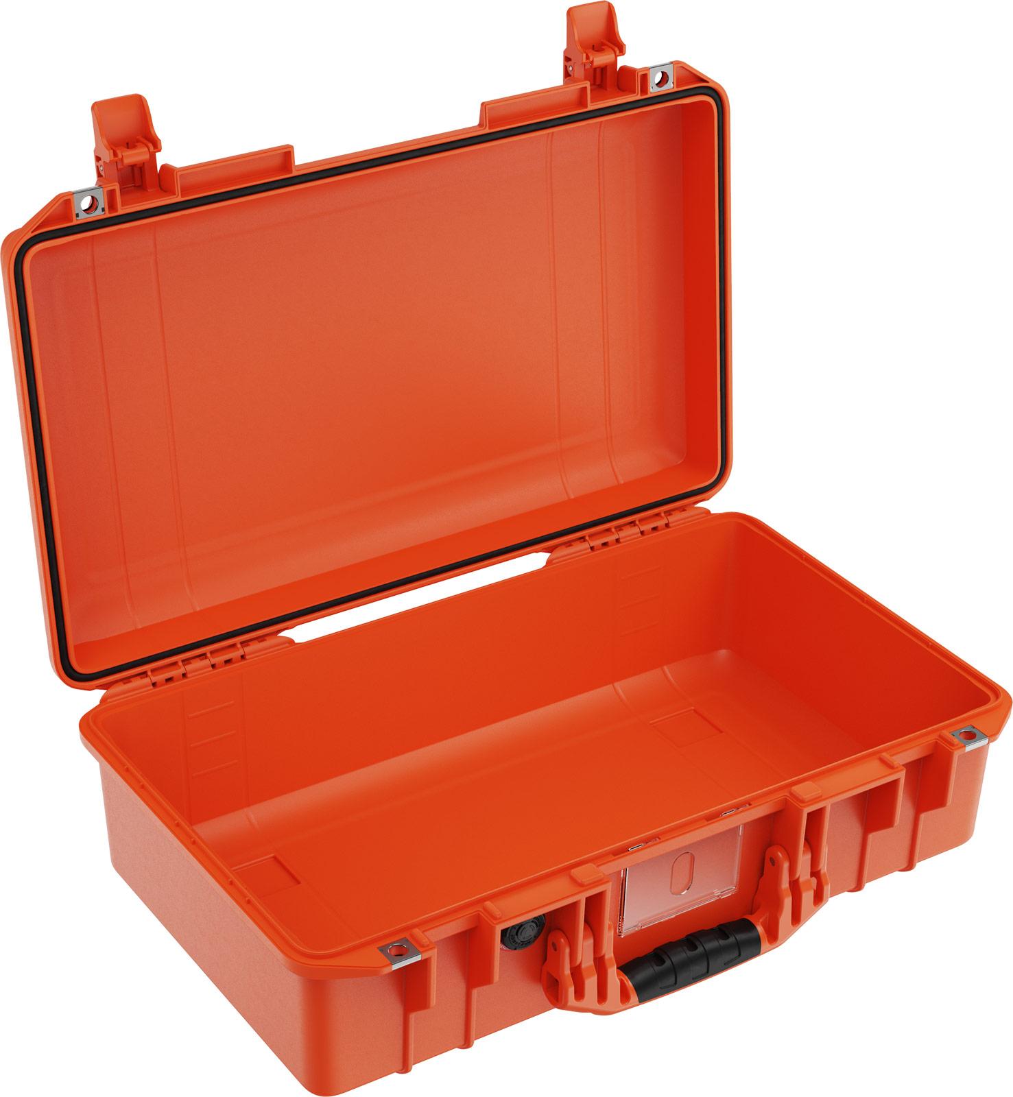 pelican air 1525 orange travel case