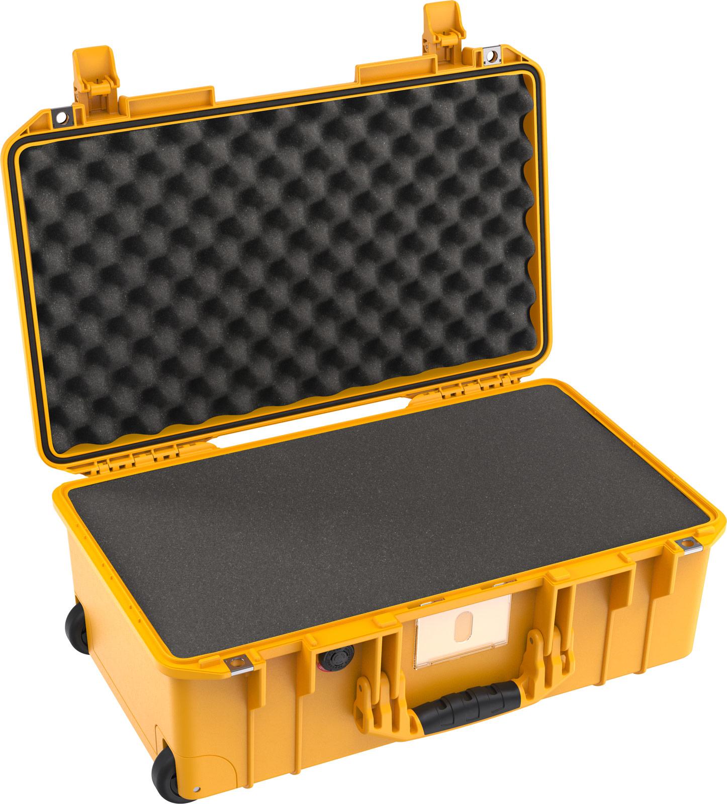 pelican 1535 yellow foam lightweight case