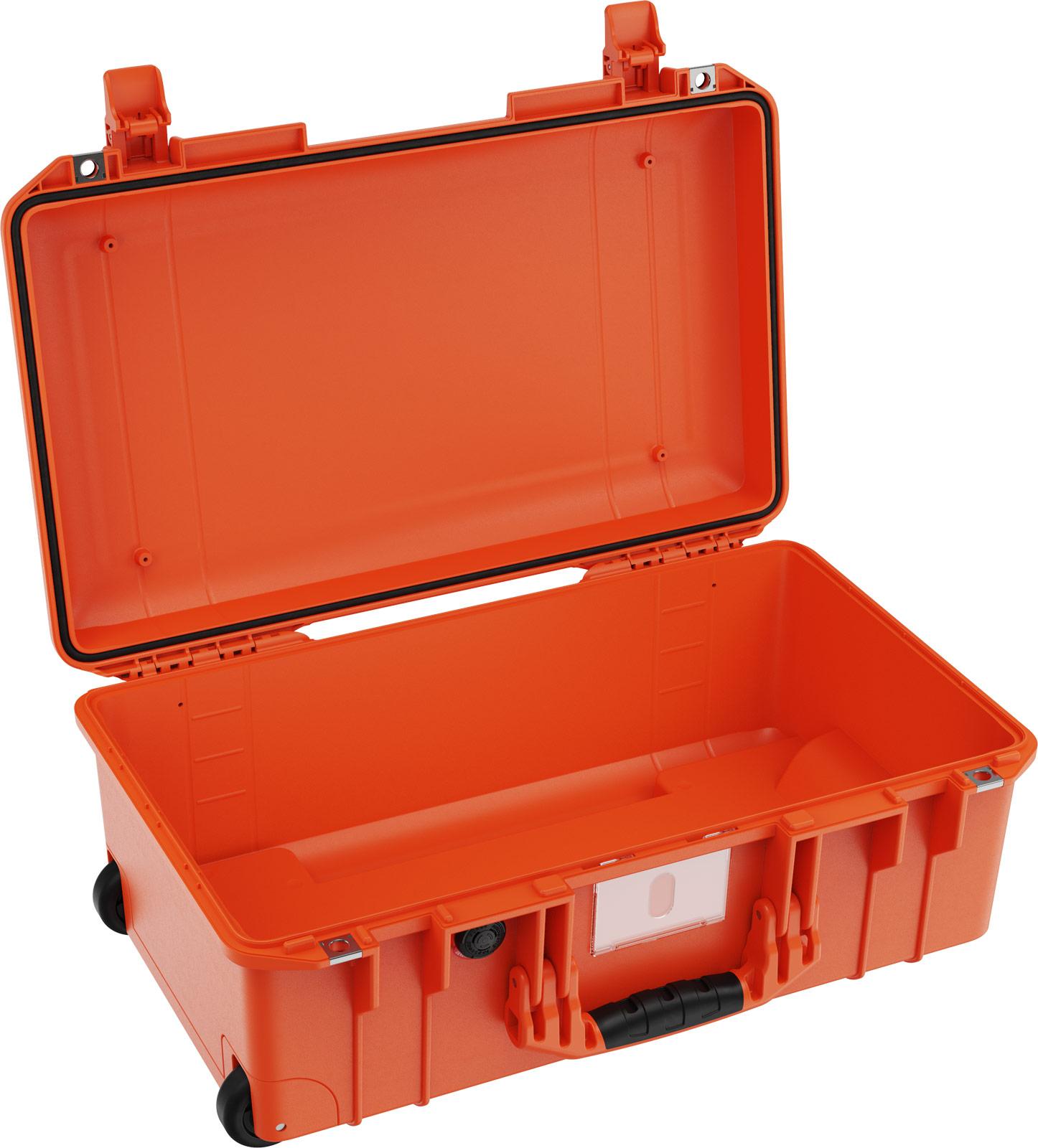pelican air 1535 orange portable camera case