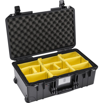 pelican air 1535 padded dividers carry on case