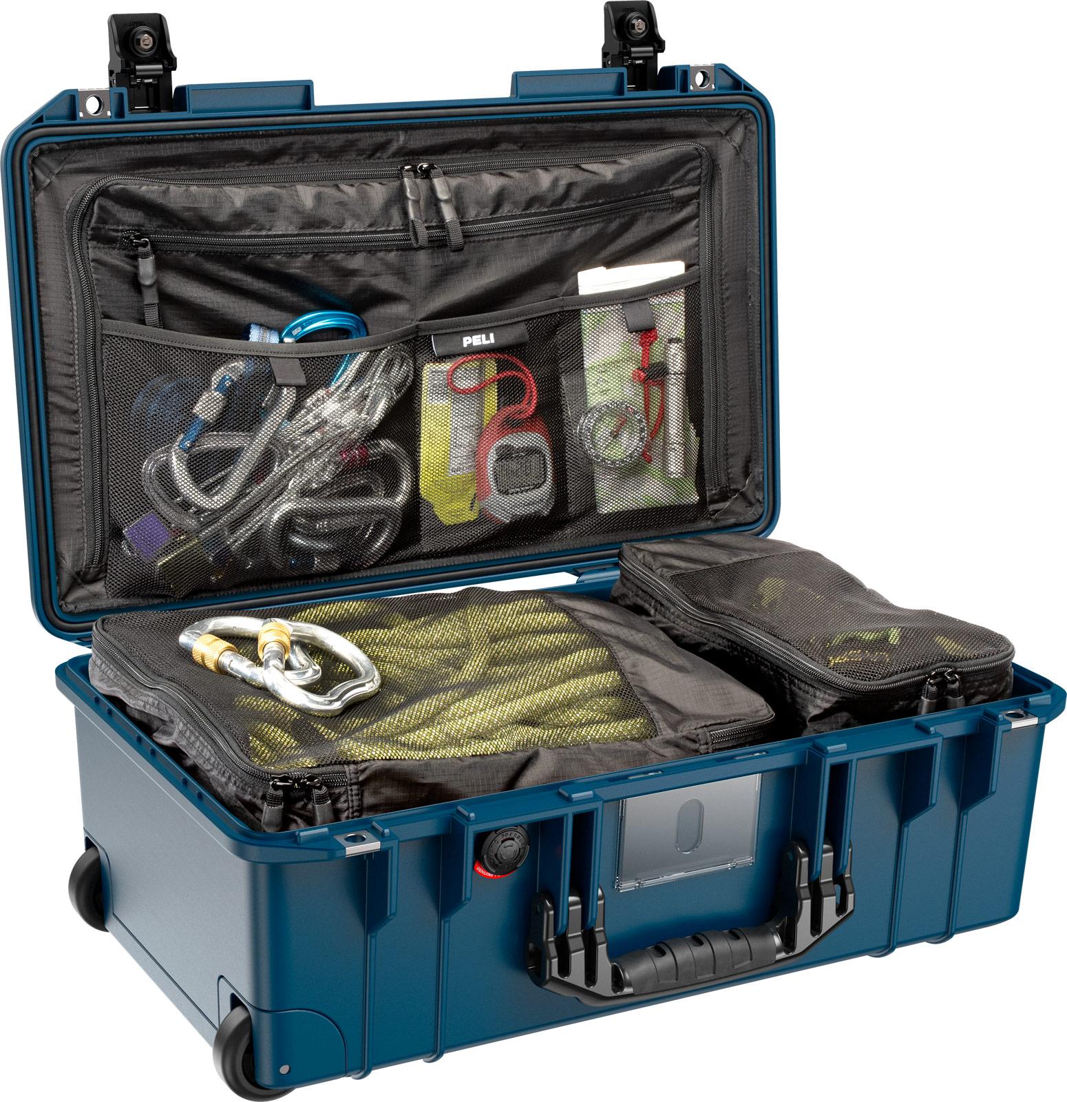 peli 1535 air travel rolling case indigo