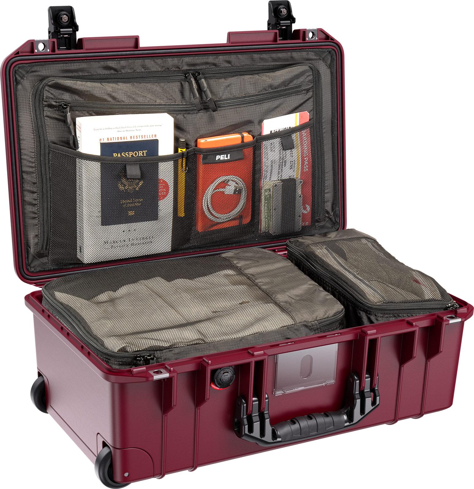 peli 1535 organizer air travel cases