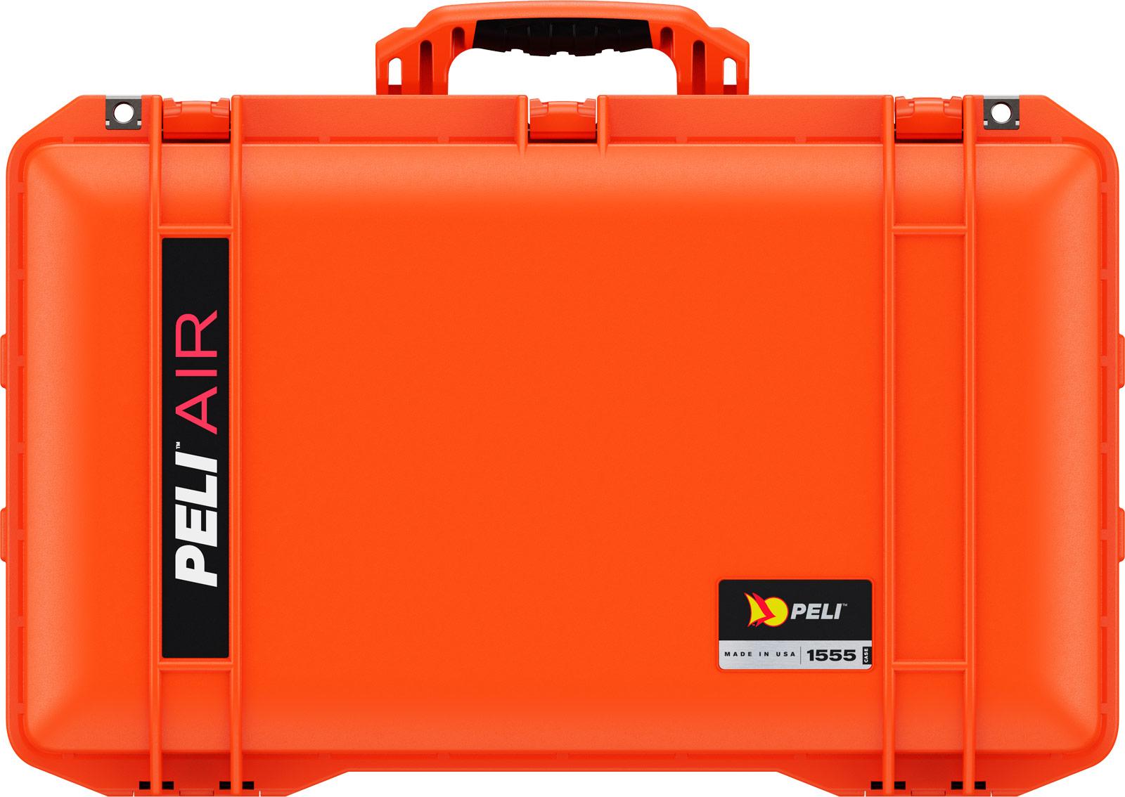 peli 1555 orange air case hard cases
