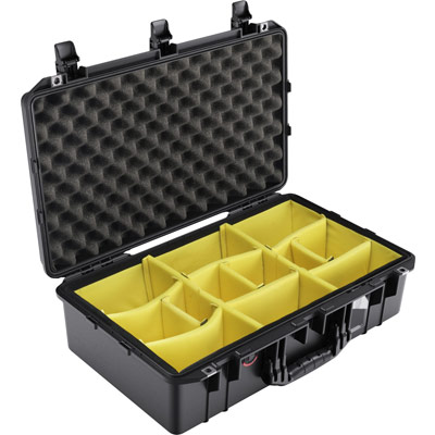 pelican 1555 air case padded camera cases