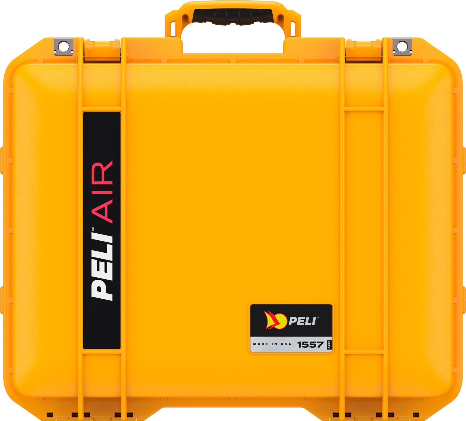 peli 1557 yellow durable quality case