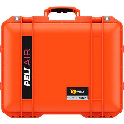 peli deep orange 1557 air case
