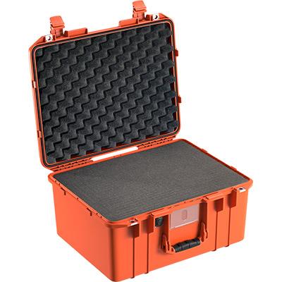 pelican 1557 orange deep hard case