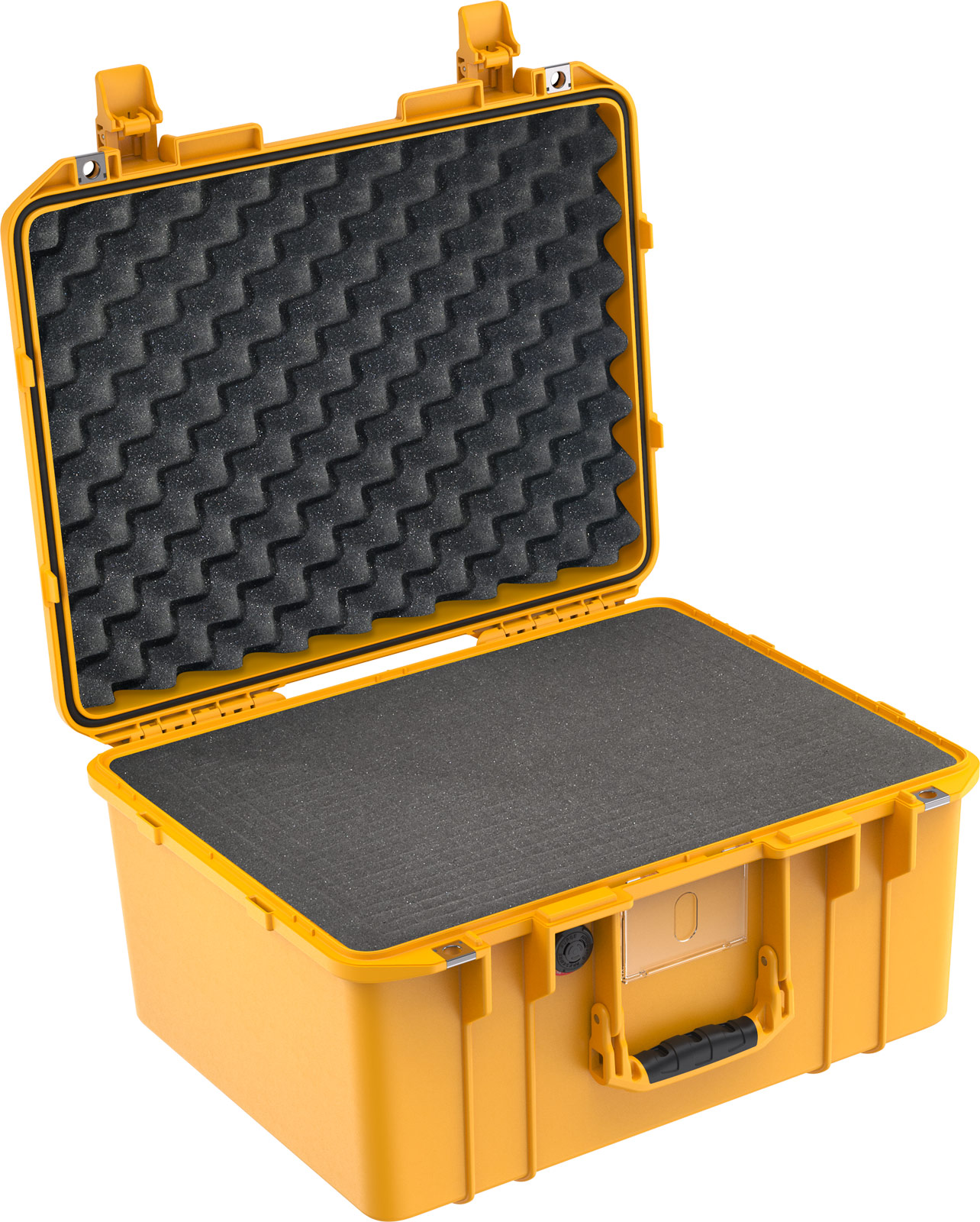pelican 1557 protection deep case yellow