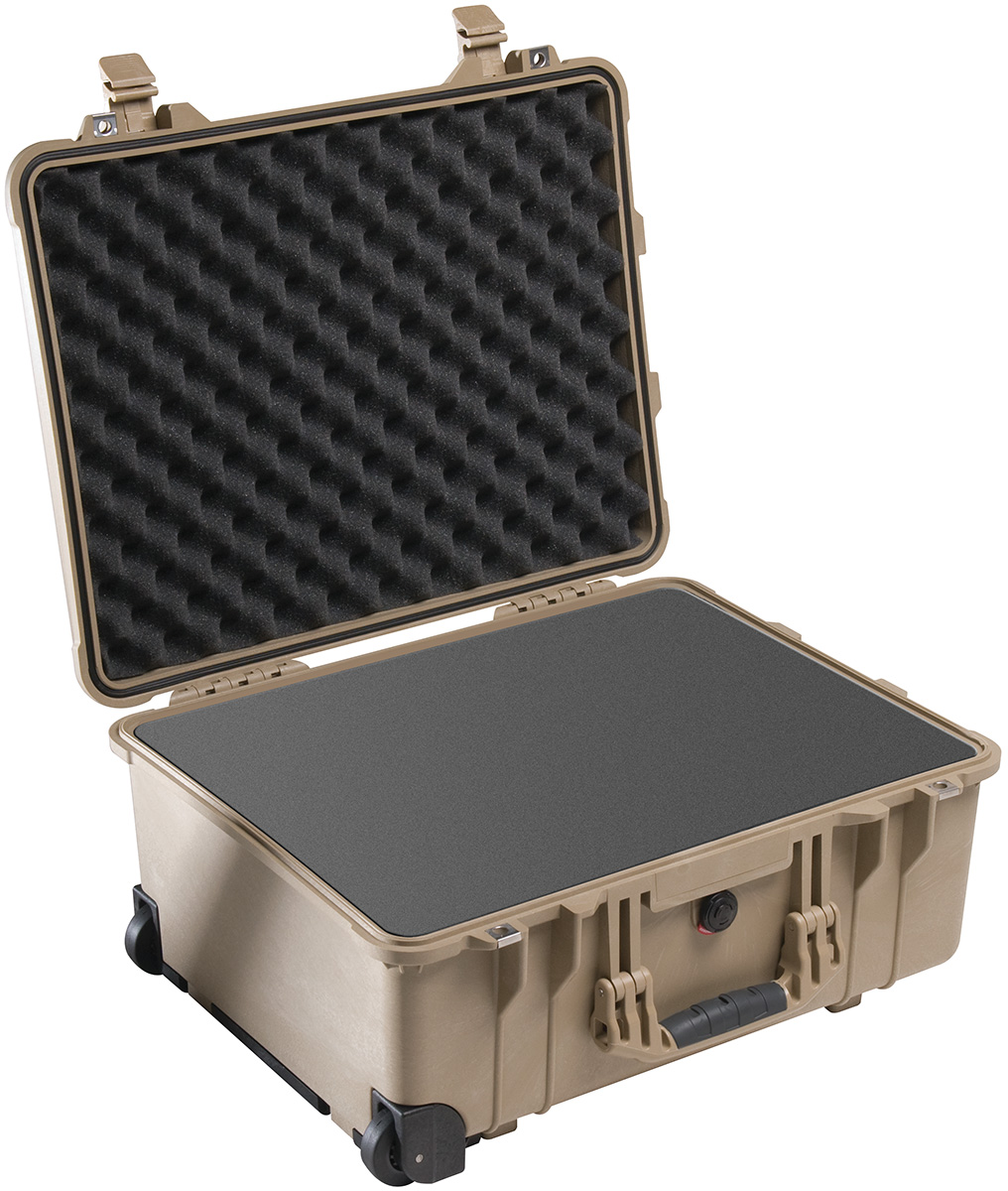 pelican usa made hardcase rolling case