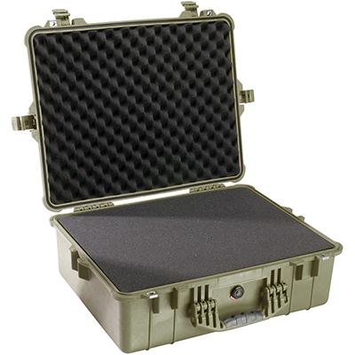 pelican tough waterproof equipment case