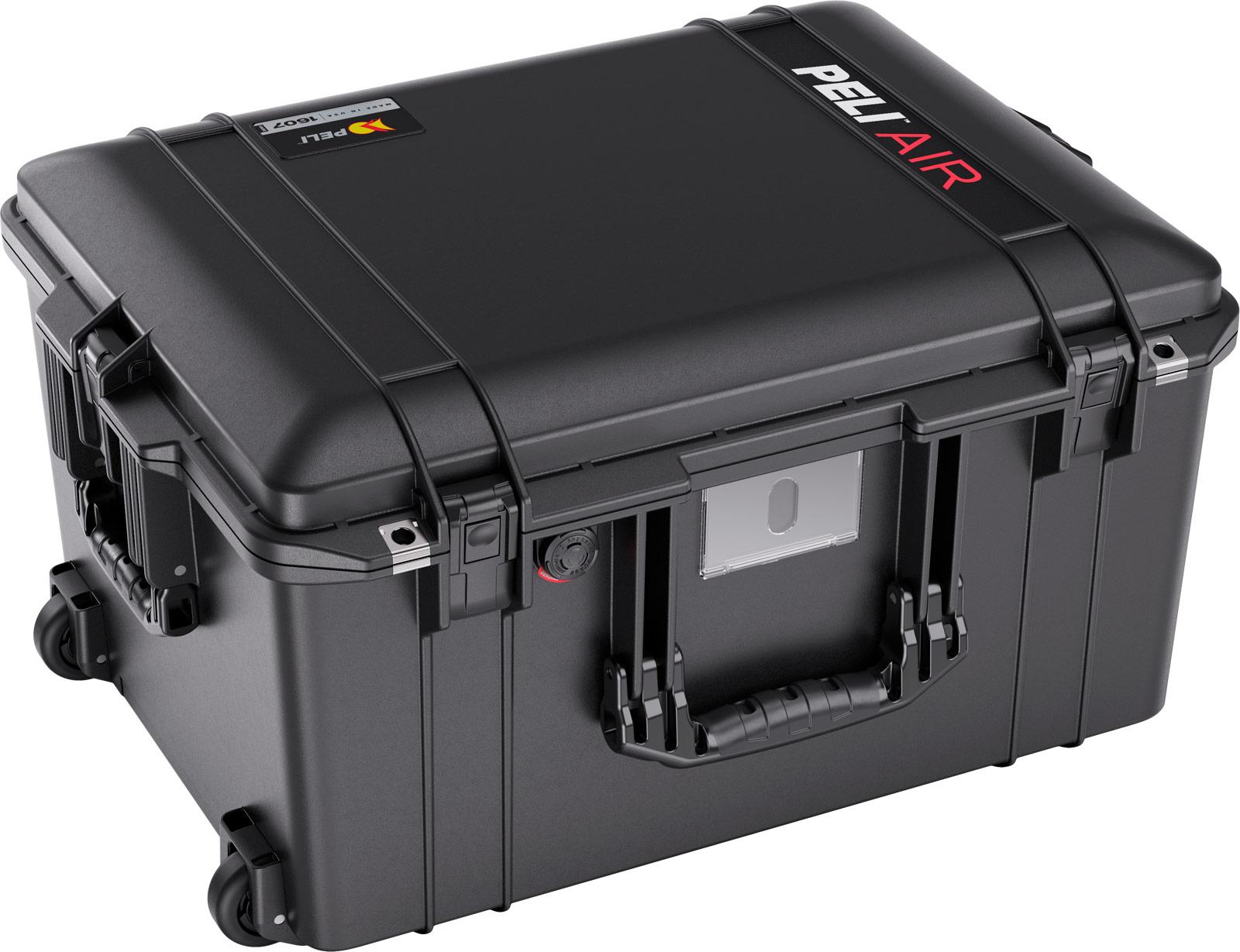 peli 1607 air case deep rolling cases