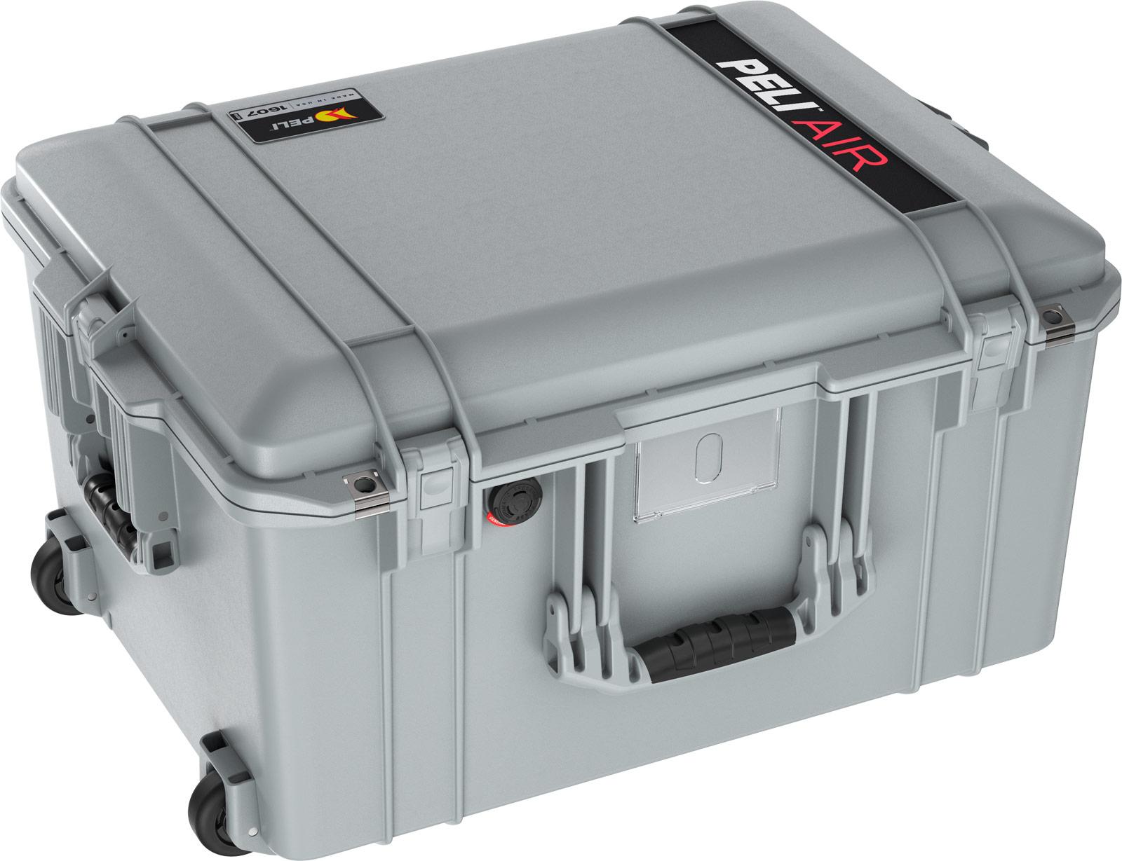 peli air deep rolling case protection grey