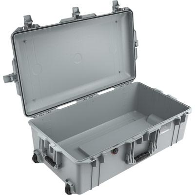 peli 1615 no foam silver air case