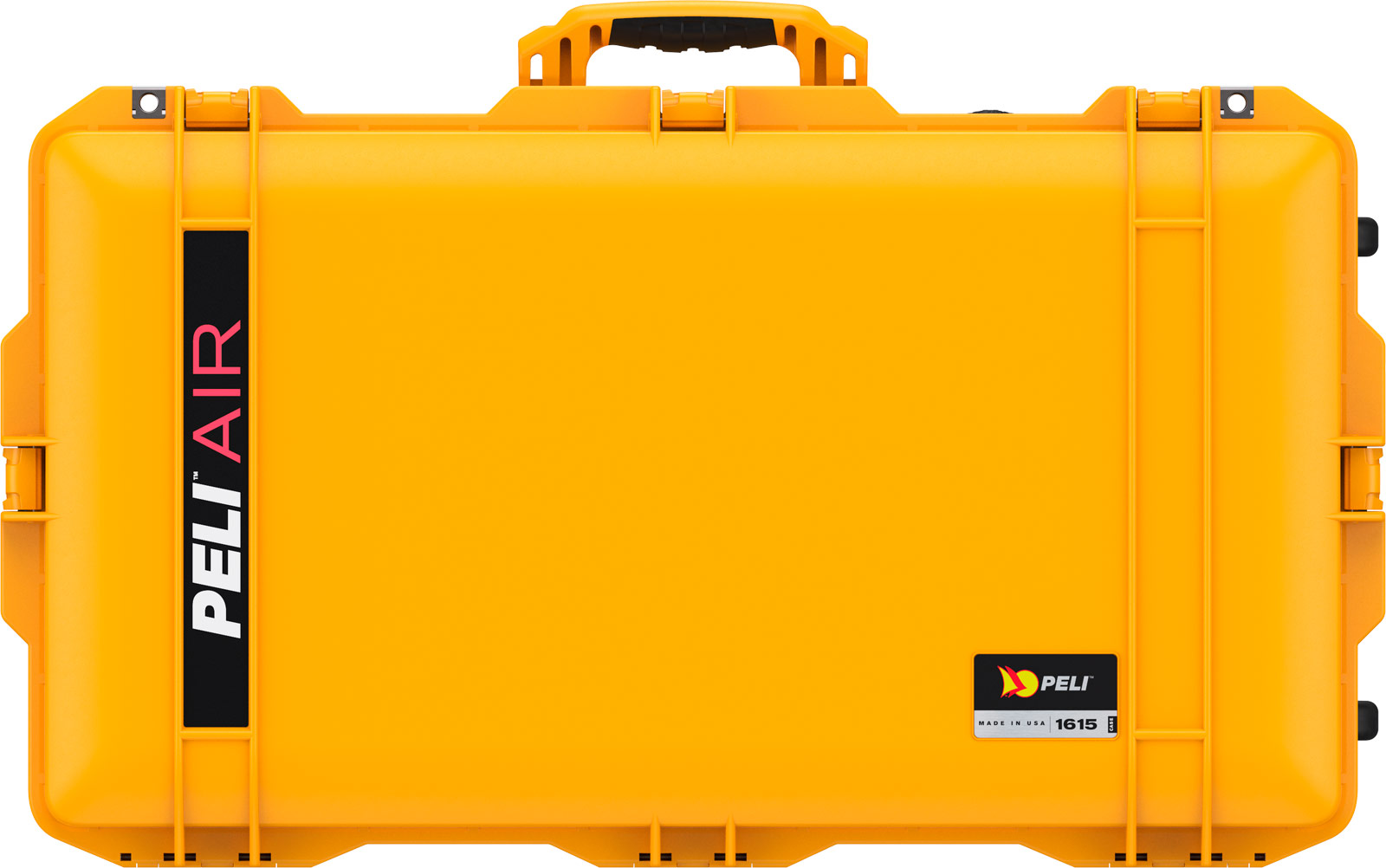 peli 1615 yellow air case hard case