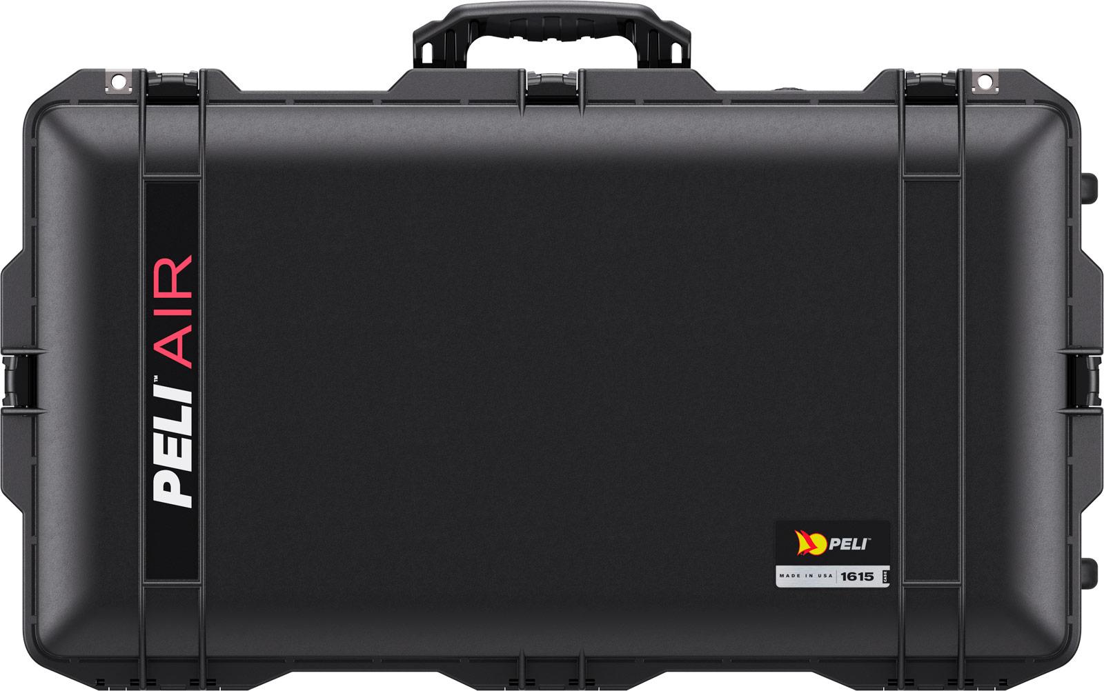 peli black 1615 air travel case