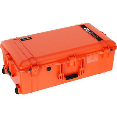 peli orange air case rolling travel cases