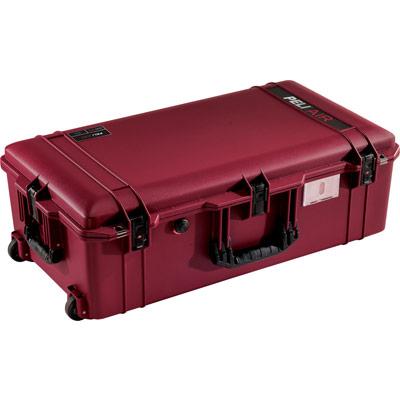 peli oxblood air travel case