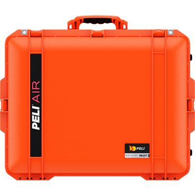 peli 1637 orange dj controller case