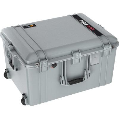 peli air travel rolling large case grey