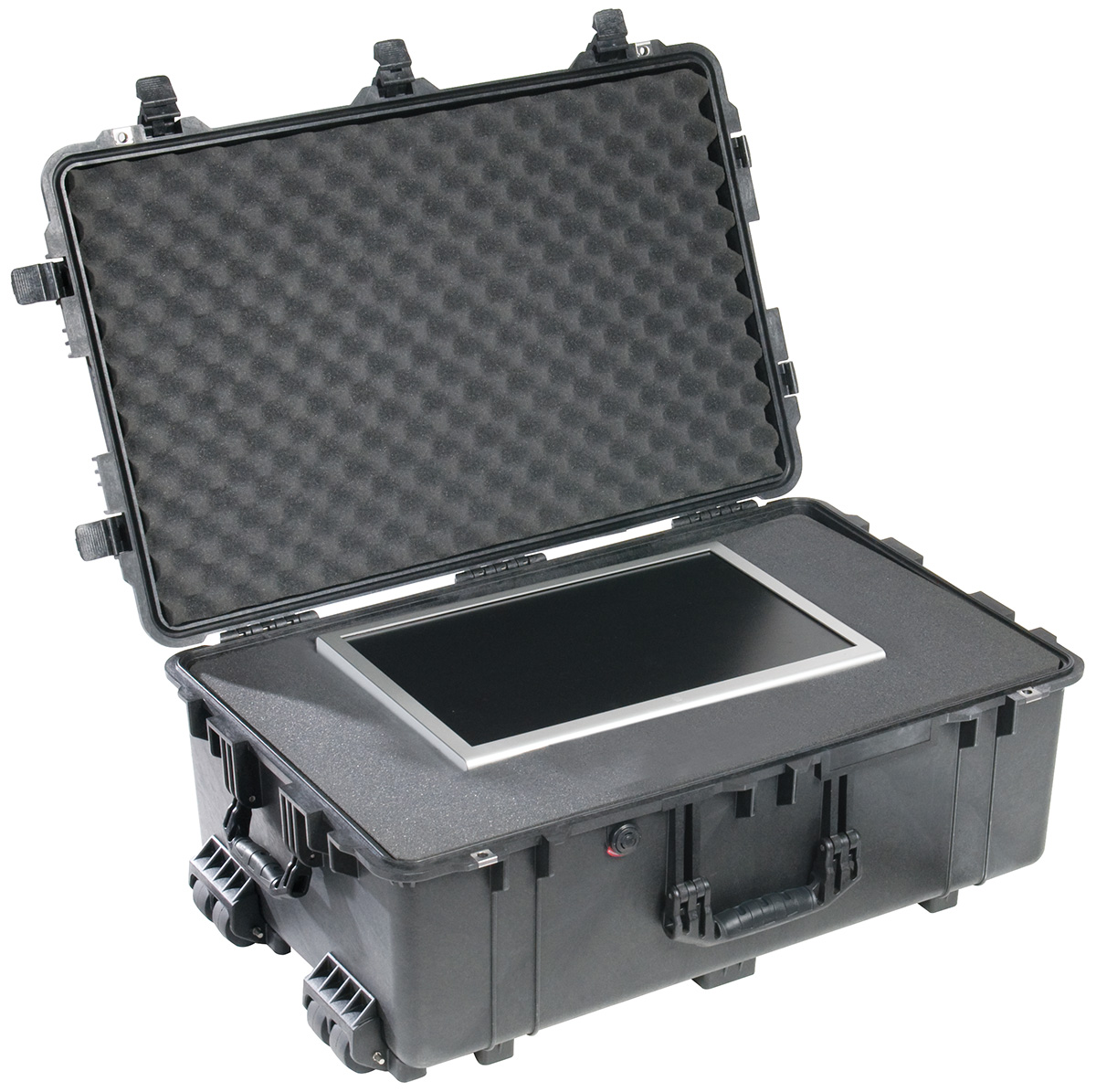 pelican rolling electronics protective case