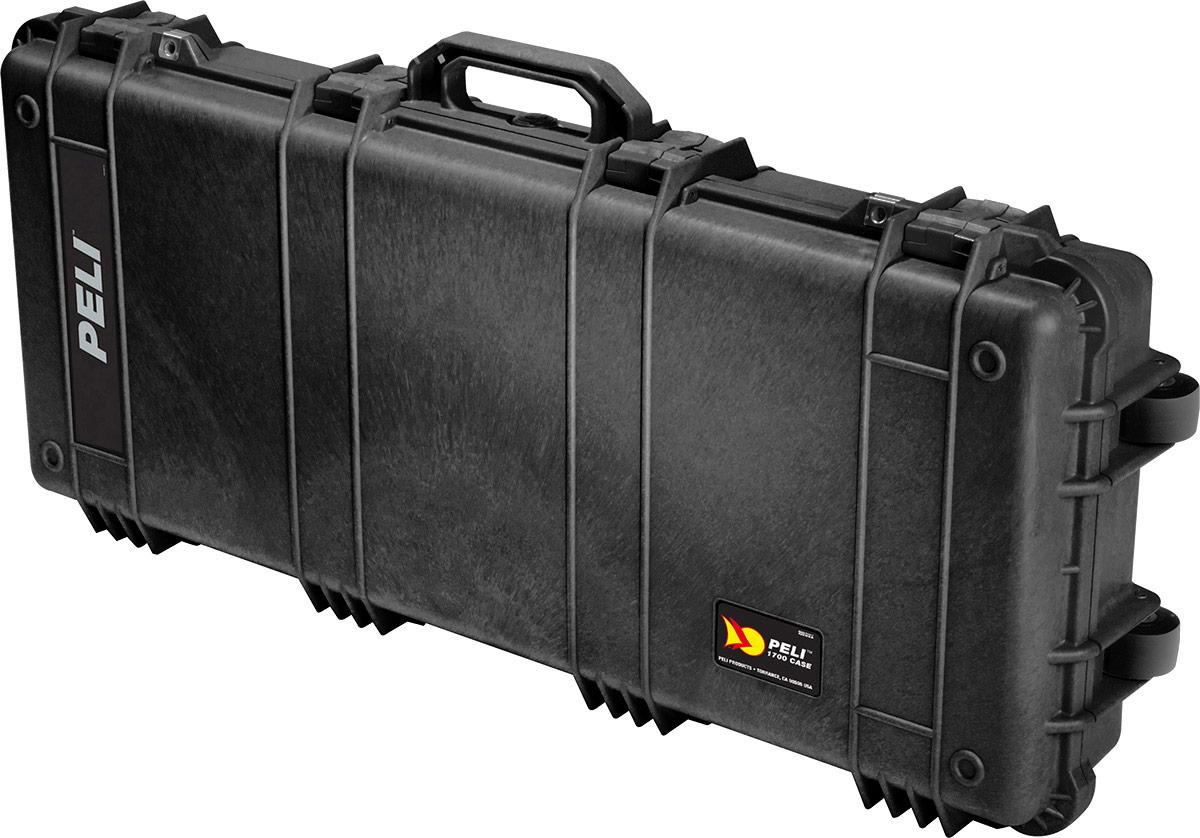peli hard gun long case rifle waterproof
