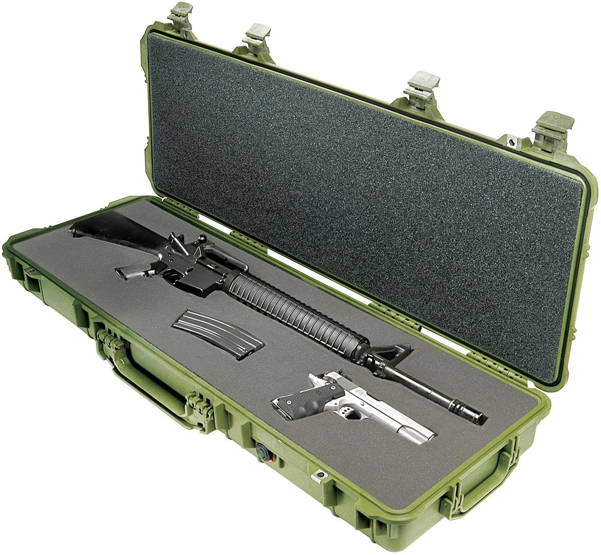 pelican 1720 rifle gun weapon waterproof case