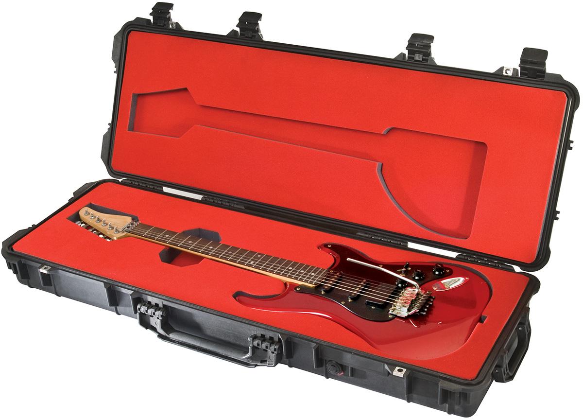 pelican peli guitar hard case stratocaster