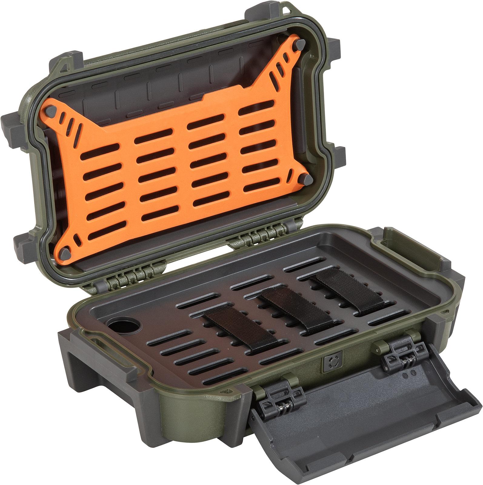 pelican r40 ruck green crushproof case