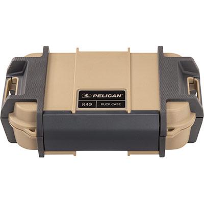 pelican r40 ruck tan electronic case