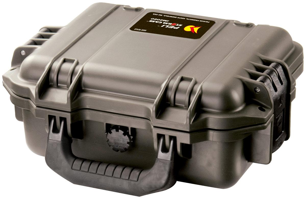 peli watertight rigid electronics case