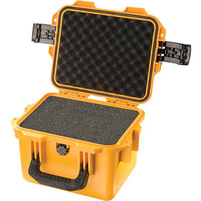 pelican im2075 yellow foam camera case