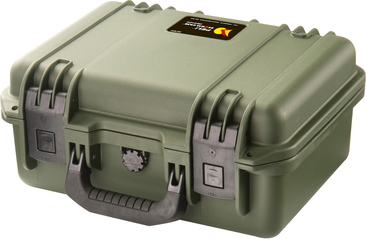 peli green im2100 storm camera case